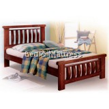 7350/7450 Wooden Single Bed