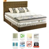 Stylemaster Body Comfort Blended Latex Mattress