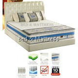Stylemaster Naturalle High Density Foam Mattress