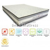 SleepV Comfort Dreams Coolmax Spring Mattress