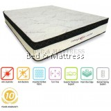 SleepV Comfort Night Anti Static Spring Mattress