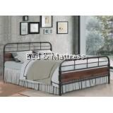 BTE11015/BTE11016 Verona Metal/Wood Bed Frame