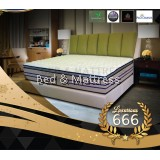 Silentnight Premium Hotel Series Luxurious 666