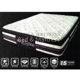 Anggur Platinum Pocketed Coil Mattress