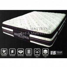 Anggur Platinum Pocketed Coil Mattress