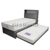 Goodnite 4003 3 in 1 Multi-Function Single Divan Bed with Trundle