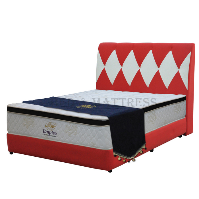 Single Bed Mattress Size Malaysia