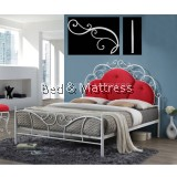 Butterfly Metal Bedframe