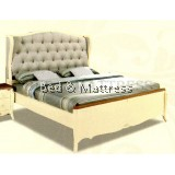 B64 Wooden Bed