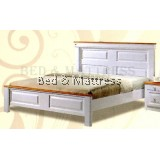 B60 Wooden Bed