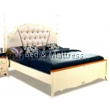 B61 Wooden Bed