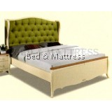B62 Wooden Bed