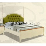 B63 Wooden Bed