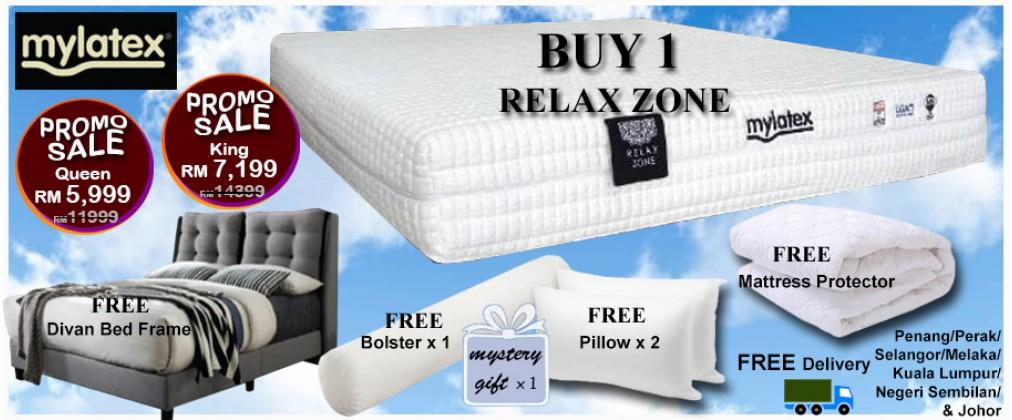 Mylatex Relax Zone